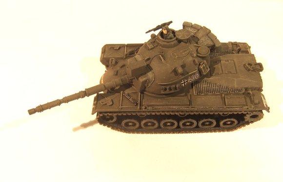 M-48A2GA2 Kampfpanzer der BW mit 105mm Kanone, RP-Modell