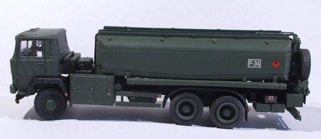 Magirus 320 D26FT Straßentankwagen 18.000l 2.BW-Generation