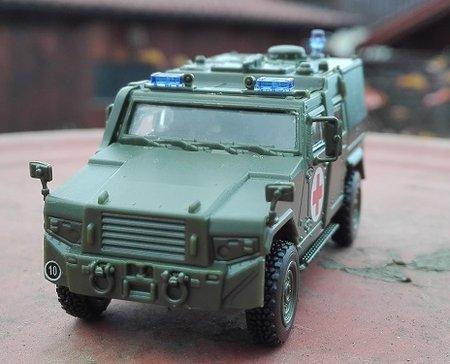 EAGLE IV - BAT Bundeswehr bronzegrün