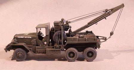 M1A1 Ward LaFrance Wrecker 10t