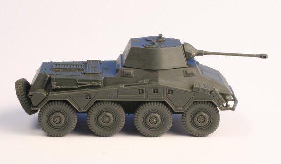 SdKfz. 234/2 PUMA - komplett neues hochfeines RP-Modell
