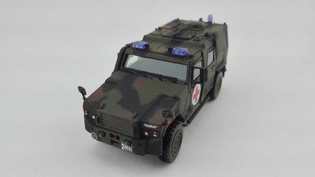 EAGLE IV - BAT Fertigmodell in NATO-FTA