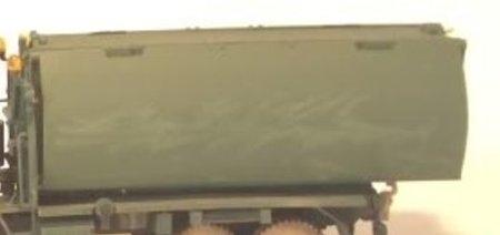 FSB-2 (IRB) Mittelabschnitt (NUR PONTON OHNE LKW!)
